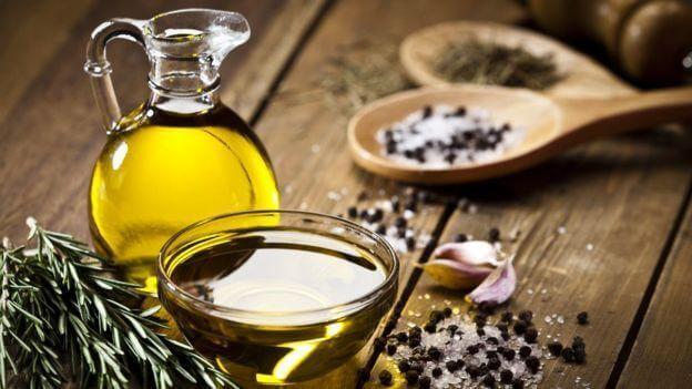 Recepten voor een gezonde huid, olijfolie