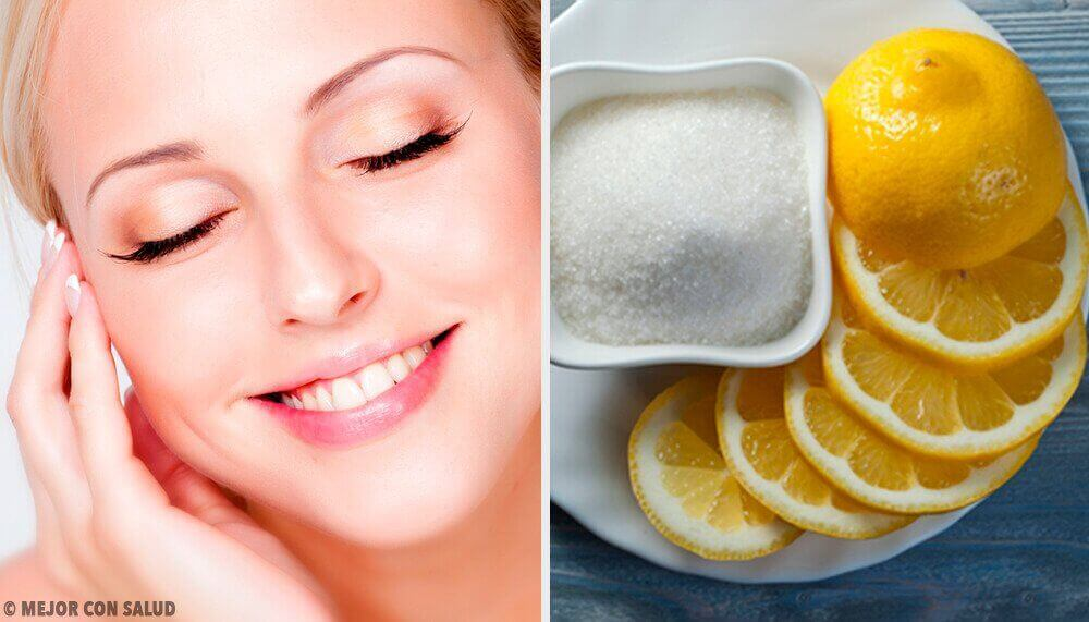 Hoe gebruik je citroen voor een mooie en gezonde huid