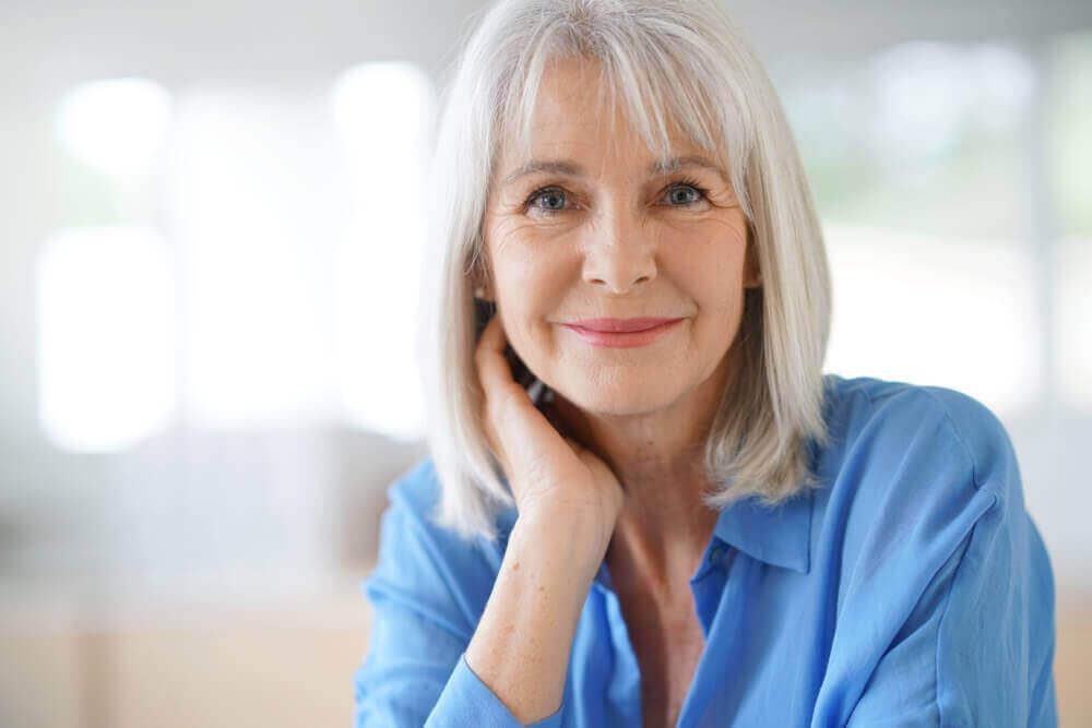 3 trucs om grijze haren te verbergen