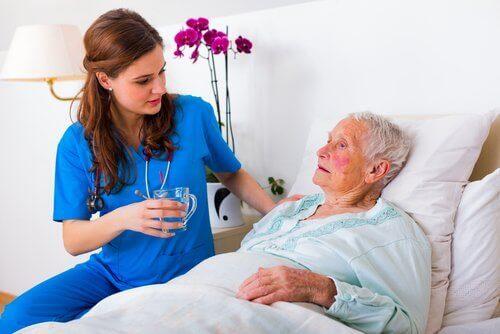 Hoge bloeddruk door ouderdom
