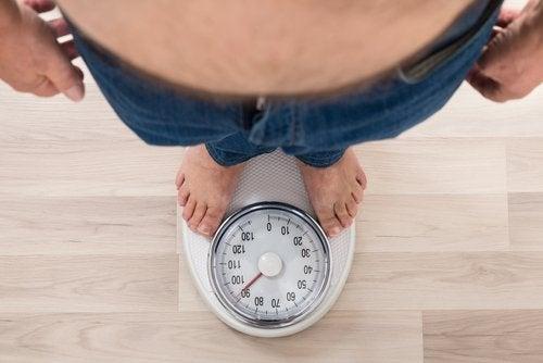 Hoge bloeddruk door overgewicht