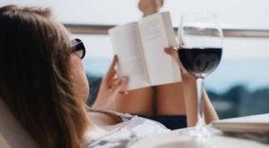 Mentale gezondheid beschermen door rode wijn te drinken