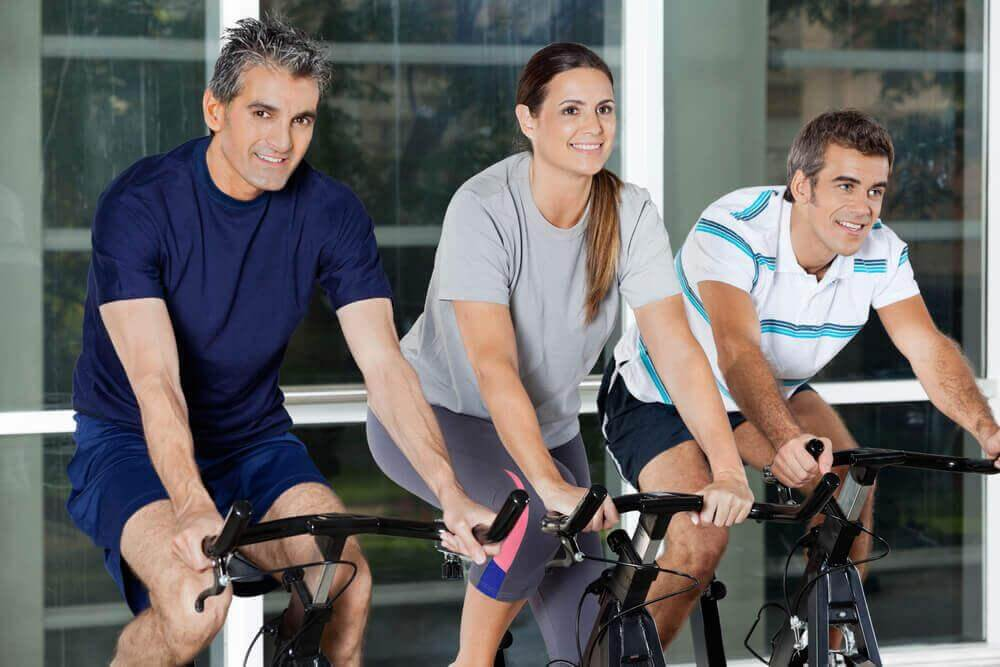 Ideale lichaamsbeweging voor mensen boven de 40