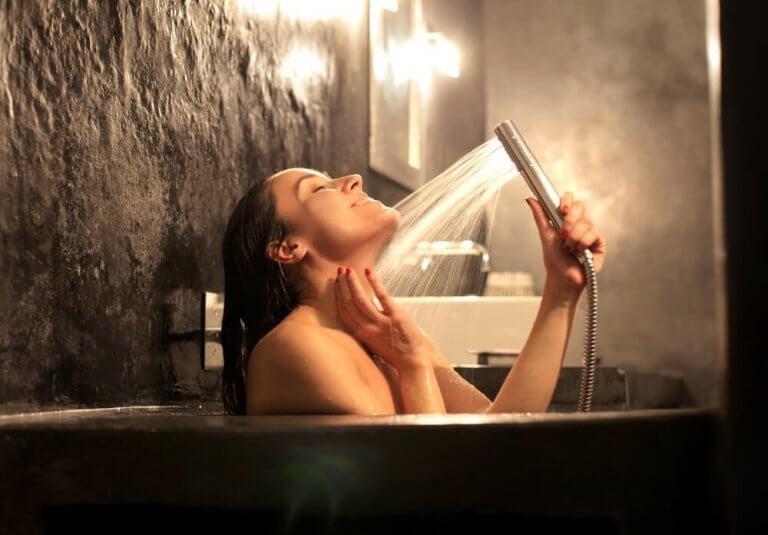 Watertherapie tegen ijzergebreksanemie
