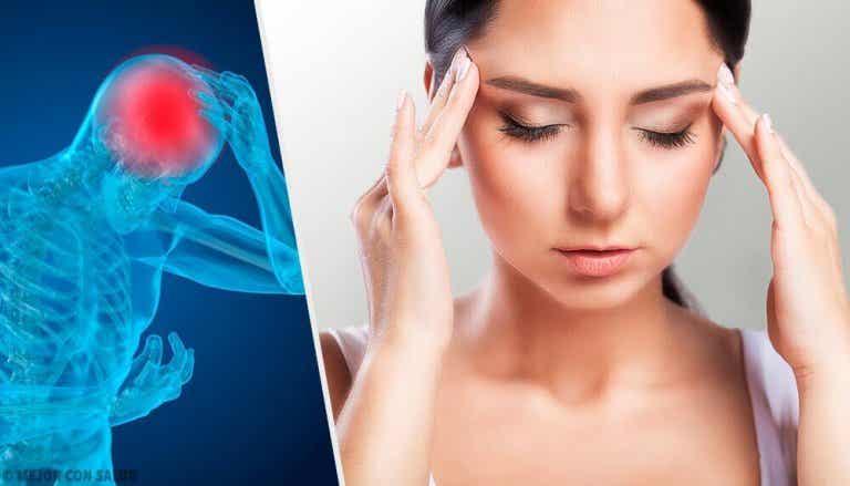 Vijf oorzaken van veel voorkomende hoofdpijnen