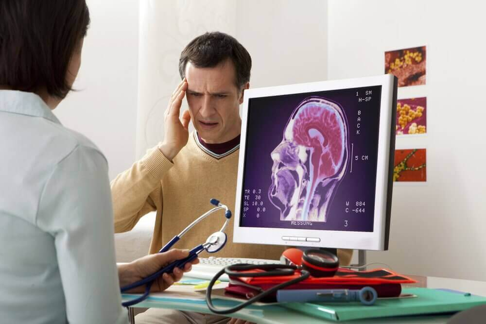 Veel voorkomende hoofdpijn, gerichte migraine-neuralgie
