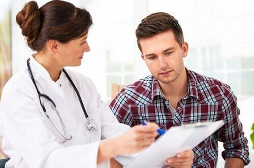 Met de hulp van je arts