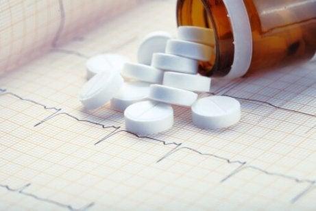 Bijwerkingen van aspirine
