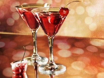Hoog gehalte urinezuur en alcohol