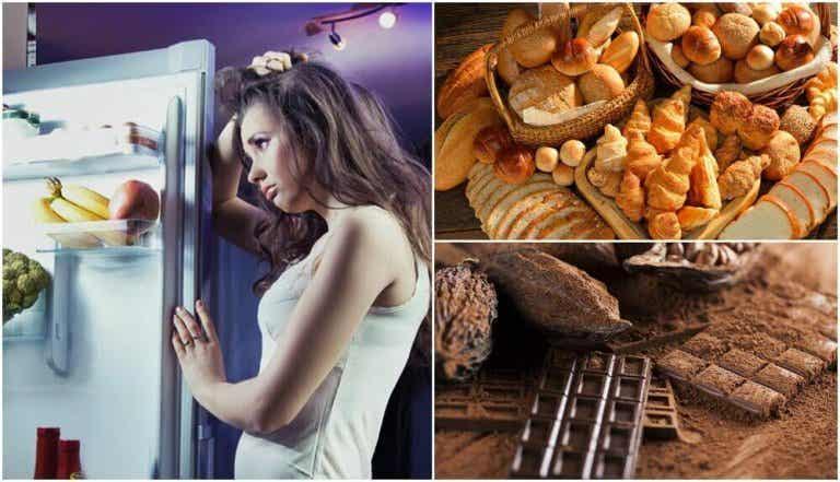 10 producten die je niet mag eten voor het slapengaan