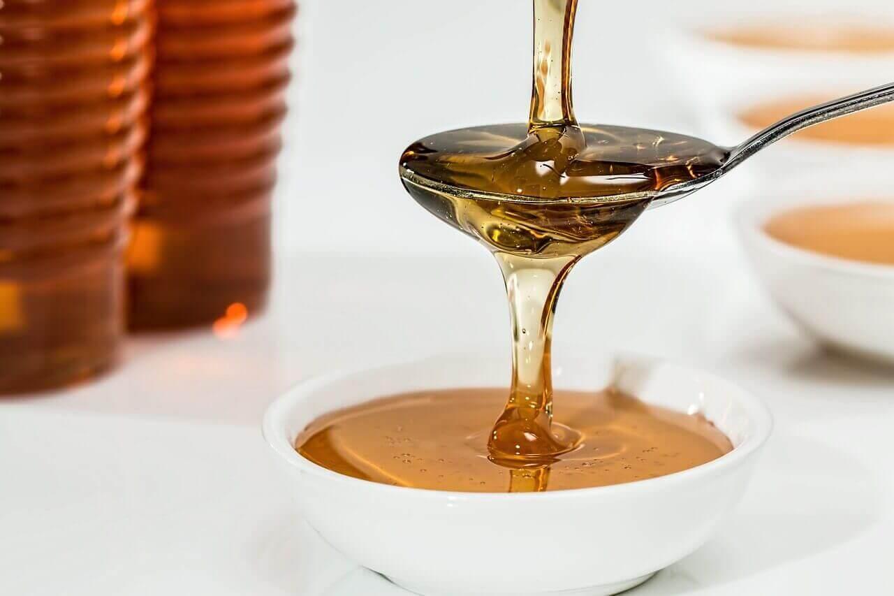 Recepten voor een gezonde huid, honing