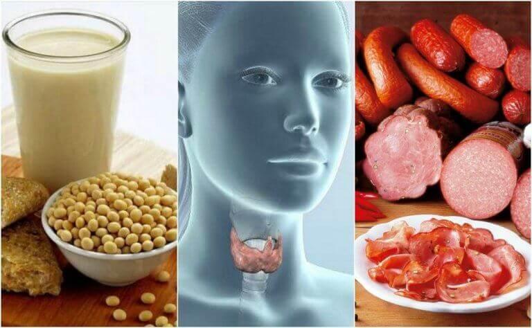 Vermijd deze zeven soorten voeding bij hypothyreoïdie