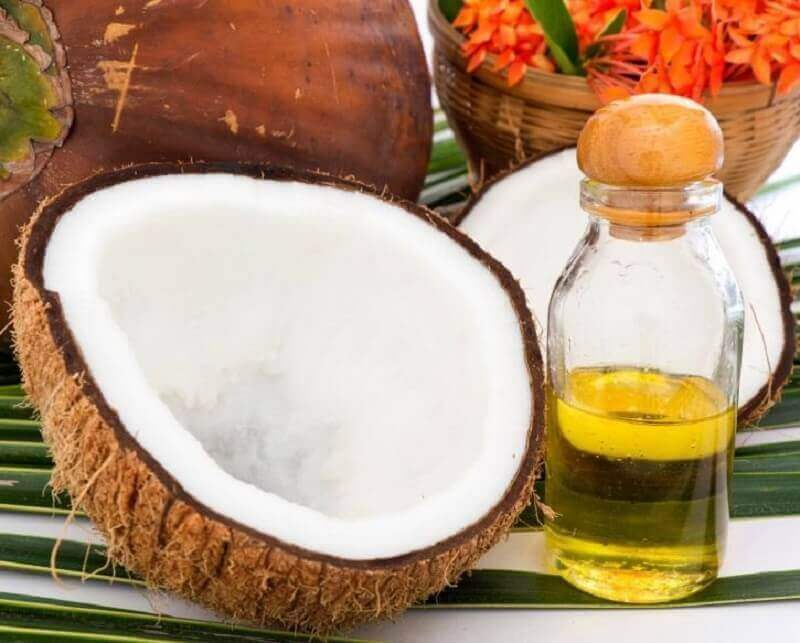 Haargroei stimuleren met kokosolie