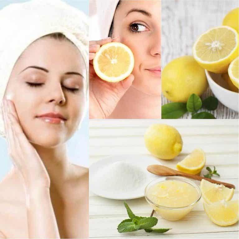 6 manieren om citroen te gebruiken als een natuurlijk schoonheidsmiddel