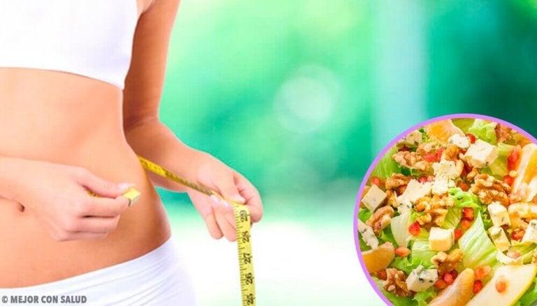 Gewicht verliezen zonder honger te voelen met 3 eenvoudige gewoonten