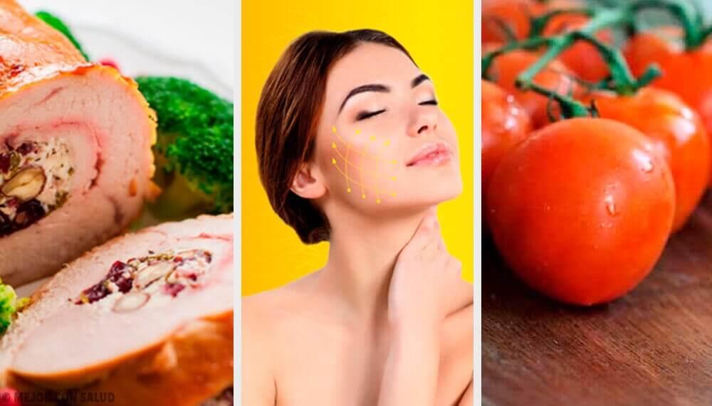 4 voedingsmiddelen die de productie van collageen bevorderen