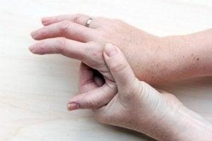 Eerste tekenen van kanker, onregelmatigheden op de huid