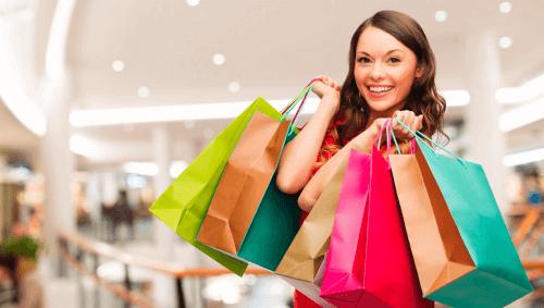Verander je weekendgewoontes door te winkelen