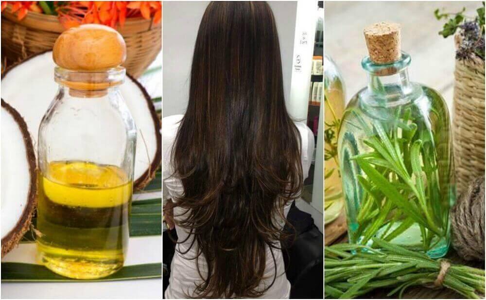 Stimuleren van de haargroei met dit zelfgemaakte middel