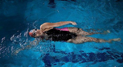 Lichaamsbeweging voor mensen boven de 40: zwemmen