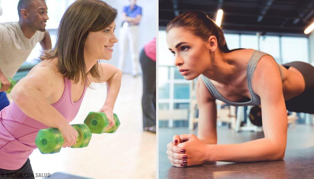 Verklein de omvang van je boezem met 5 oefeningen