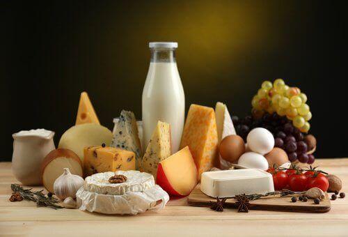 Calcium helpt je botten en tanden sterk te houden