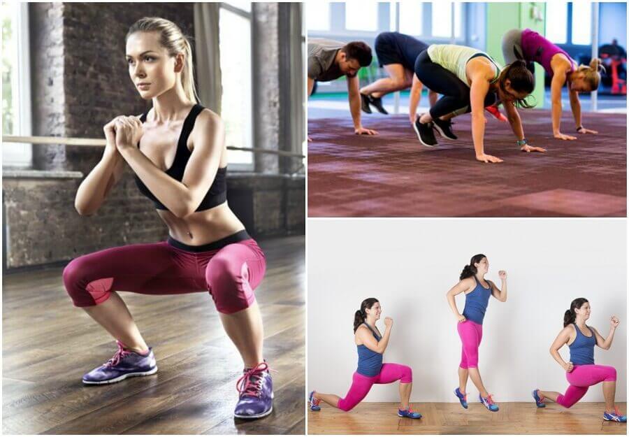 Lichamelijk en geestelijk evenwicht bereiken door training