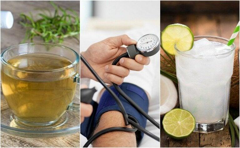 5 natuurlijke remedies voor het regelen van je bloeddruk