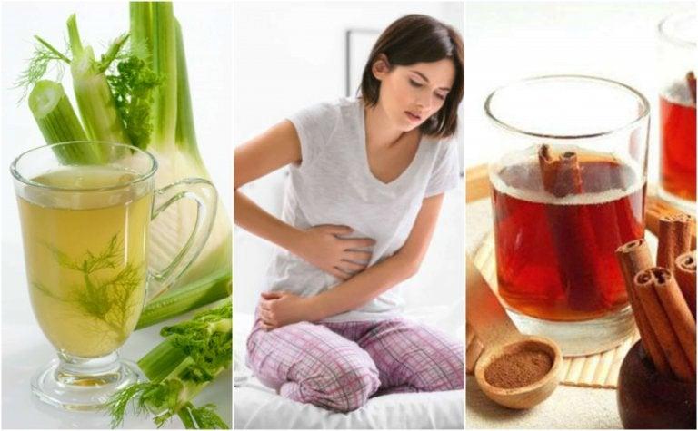 5 natuurlijke remedies tegen brandend maagzuur