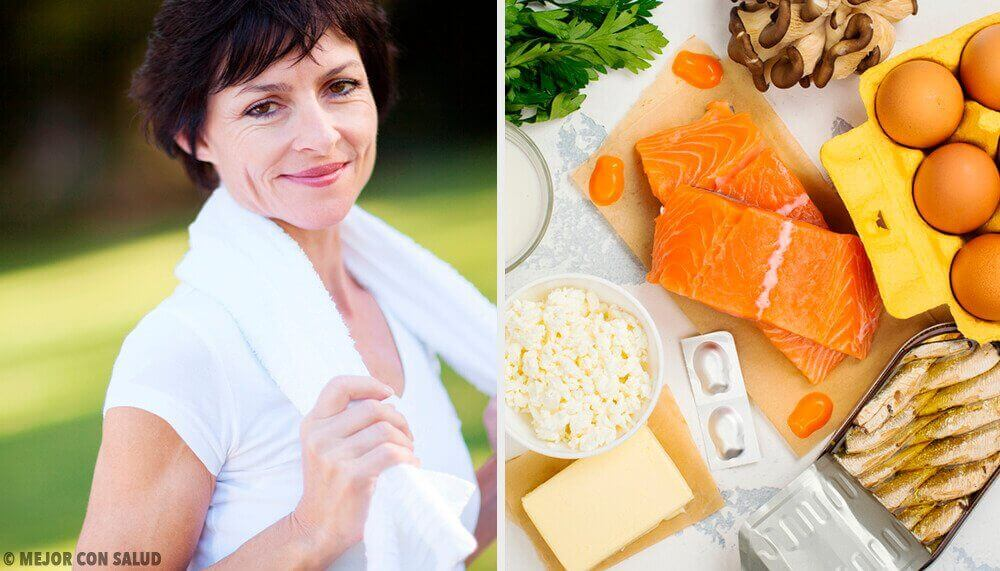 6 voedingsstoffen die je na je 40e nodig hebt