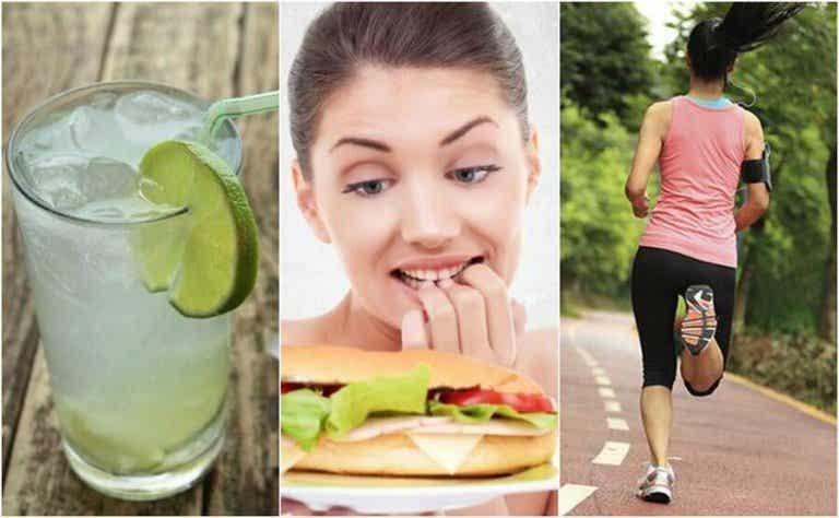 6 tips om het verlangen naar eten te verslaan