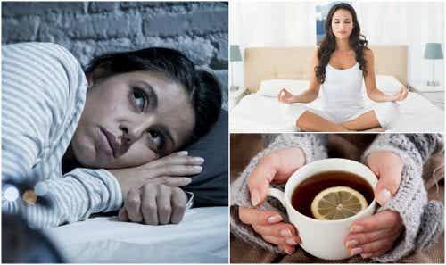 Goede gewoontes voor de bestrijding van slapeloosheid