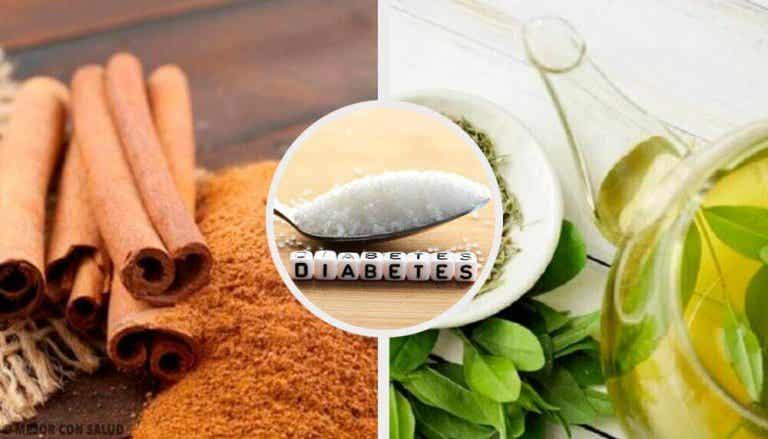 Geneeskrachtige aftreksels voor een natuurlijke behandeling van diabetes