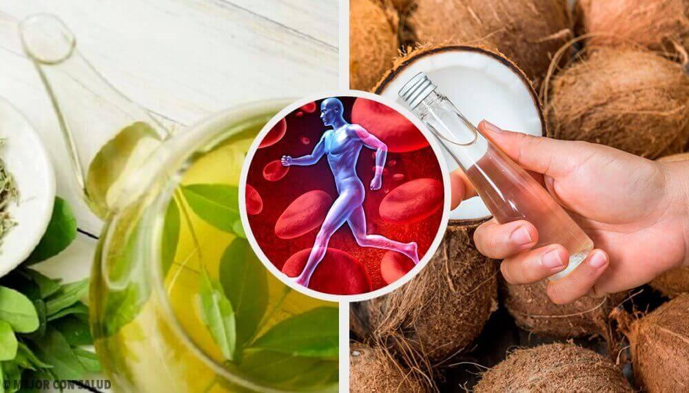 7 natuurlijke middelen voor een gezonde bloedsomloop