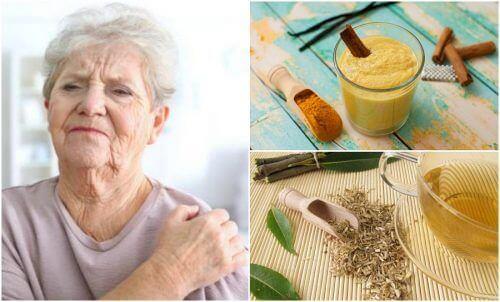 De 6 beste natuurlijke remedies voor artritispijn