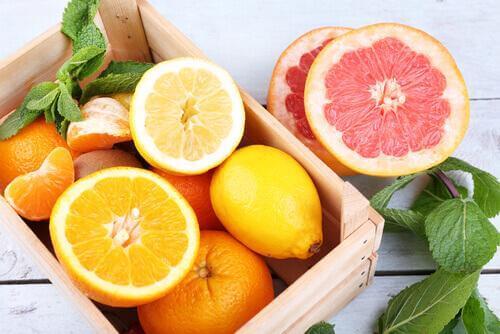 Citrusvruchten helpen met het verbranden van buikvet