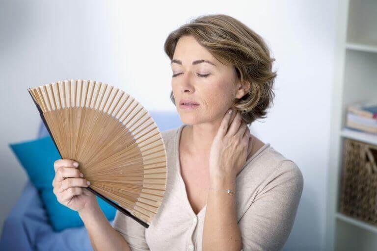 Symptomen tijdens de menopauze