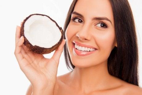 Tandpasta met kokosolie