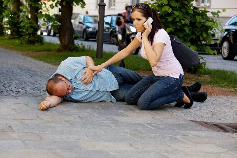 Spoedgeval van het hart: hoe verleen je eerste hulp