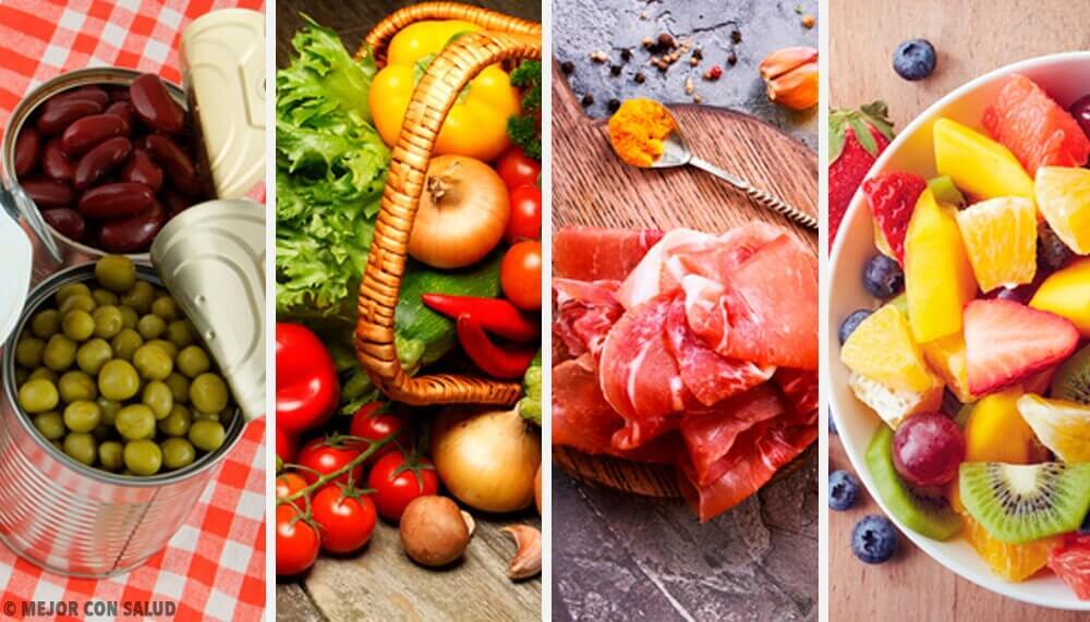De gezondste alternatieven voor ongezonde voedingsmiddelen