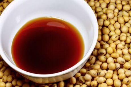 Heerlijk Chinees rijstrecept met gember en sojasaus