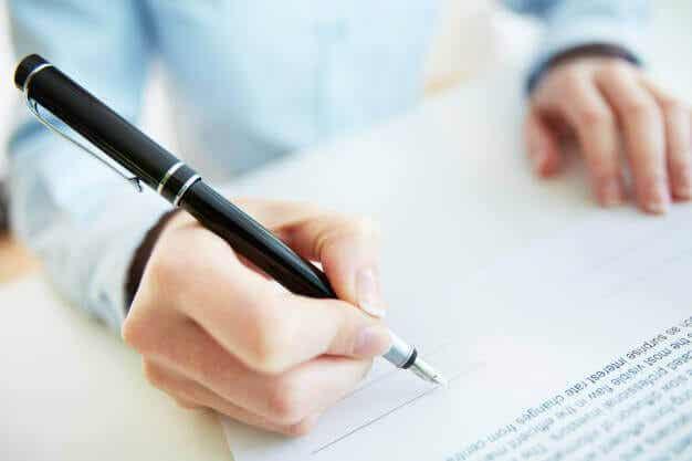 Wat zegt je handtekening over jou?