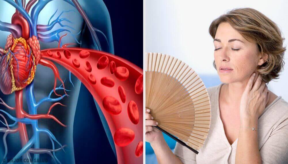 Hoe de menopauze invloed heeft op de gezondheid van je hart