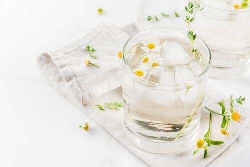 Kamille als natuurlijke remedie voor conjunctivitis