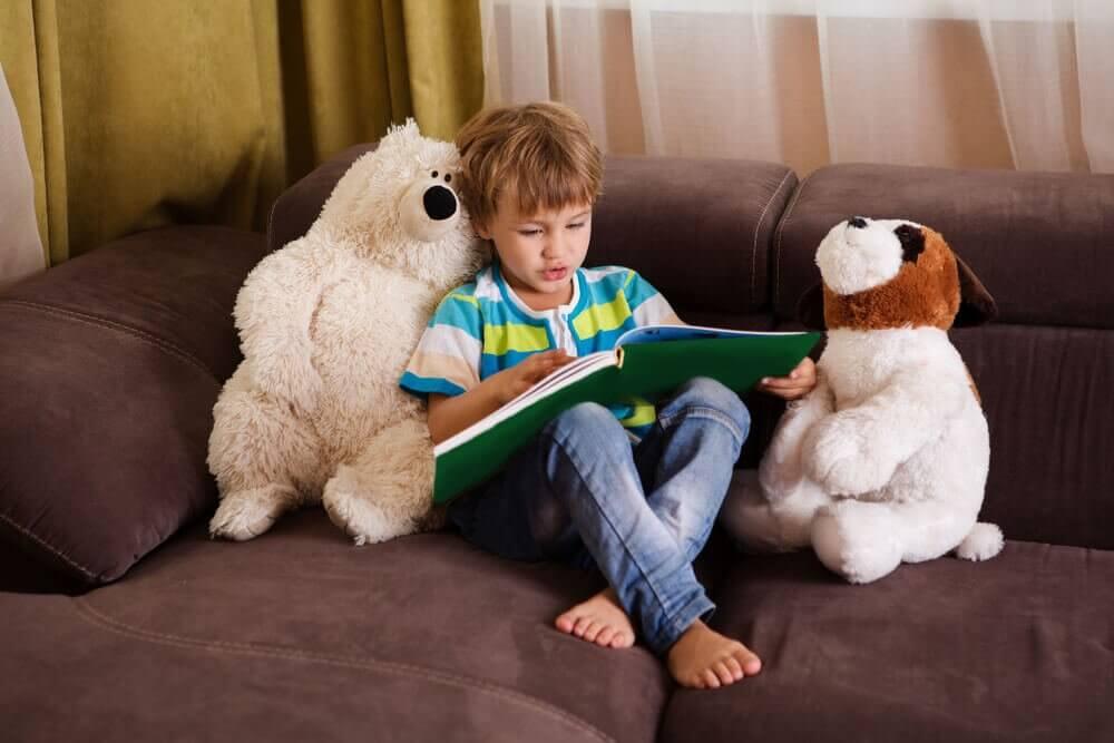 Hoe je kinderen aan te moedigen om te lezen? Geef ze keuzes