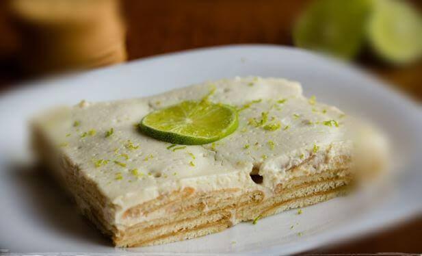 Makkelijk recept voor Lemon Charlotte