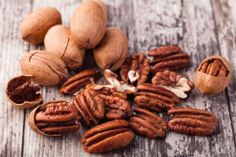 Voordelen van walnoten voor de maag
