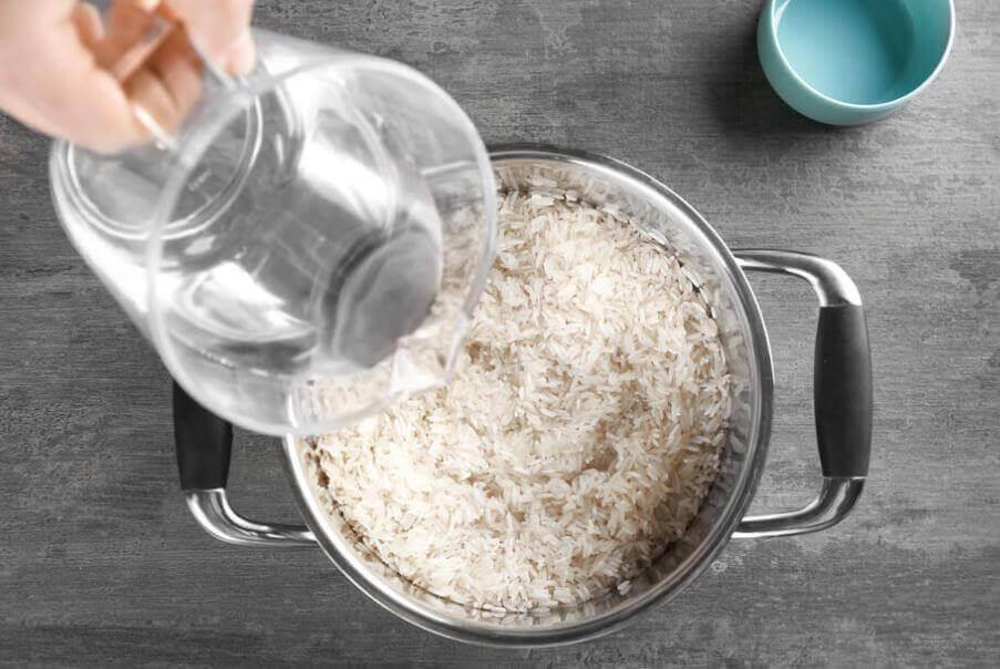 Heerlijk Chinees rijstrecept