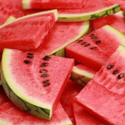 De nieren en de blaas beschermen met watermeloen
