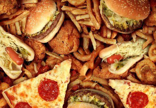Ongezonde voedingsmiddelen bevatten transvetten